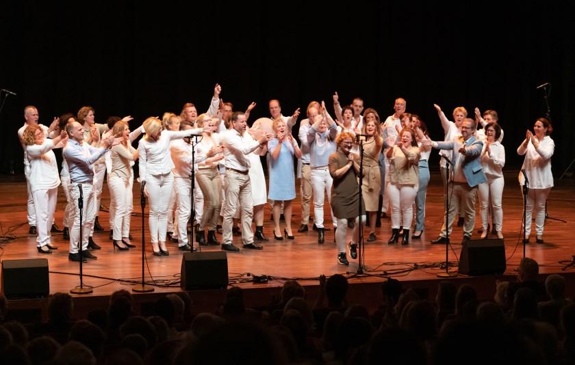 Popkoor Repeat wint Balk Topfestival in Rotterdam.