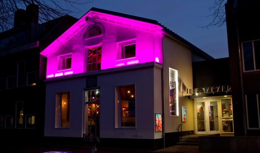 Filmtheater fiiZi in Zierikzee. FOTO: Joop van Houdt