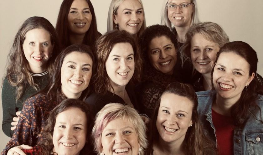 Ladies' Circle Alblasserwaard. (Foto: Privé)