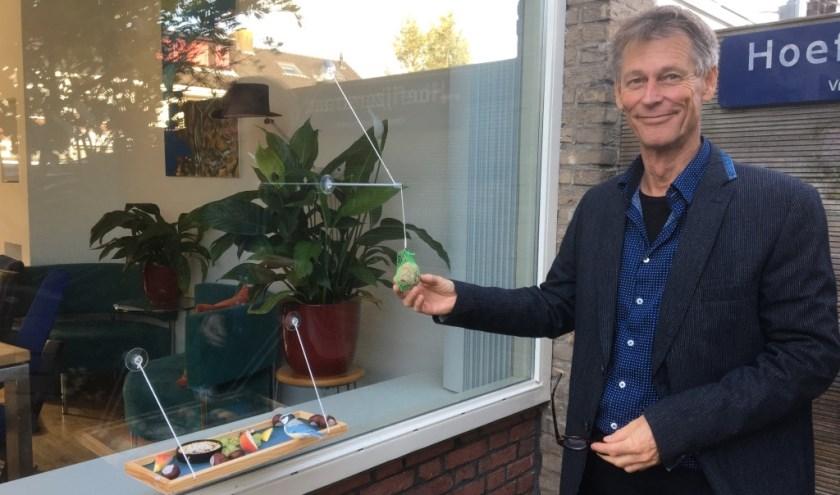 Tien jaar geleden bedacht René Kerkhoven de inmiddels succesvolle BirdSwing.