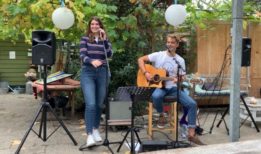 Koen Verlaan en Willemijn van 't wout treden op jaarlijkse wedstrijdtentoonstelling