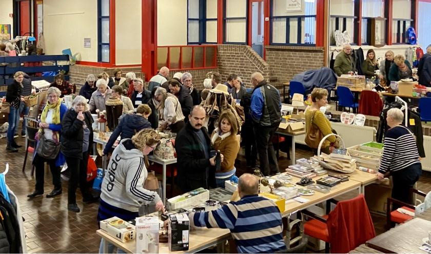 Rommelmarkt 2019 in de Schelf