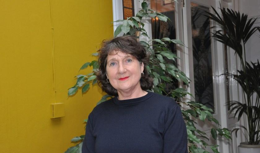 Jeanine Schreurs is bedenker van het succesvolle Liftjeleven programma. Ze woont sinds kort in De Bilt. FOTO: Julie Houben