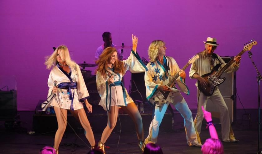 De vier fantastische muzikanten van ABBA Gold Europe zijn vanavond (woensdag 27 november) te gast in de Voorste Venne in Drunen.