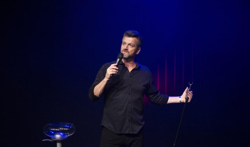 Kasper van Kooten. (Foto: Anne van Zantwijk)