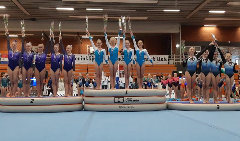 Team jeugd D Nederlands kampioen.