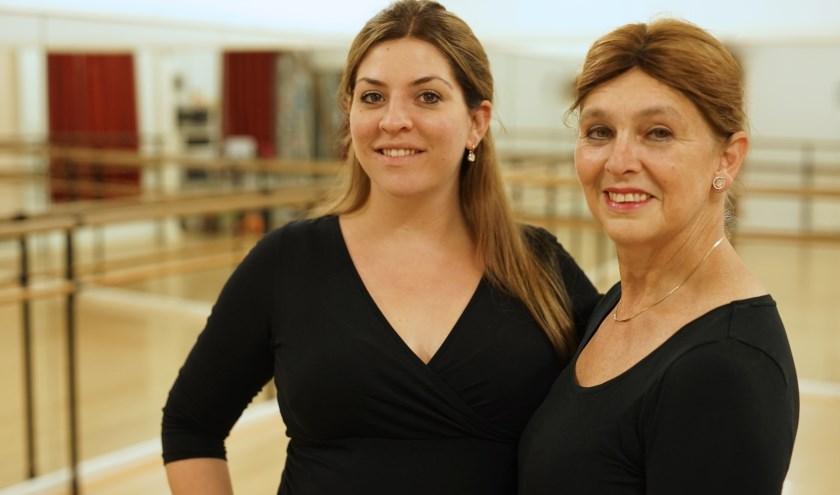 Met de derde generatie op komst willen dochter en moeder Willemse door dans iets meegeven voor nu en later.