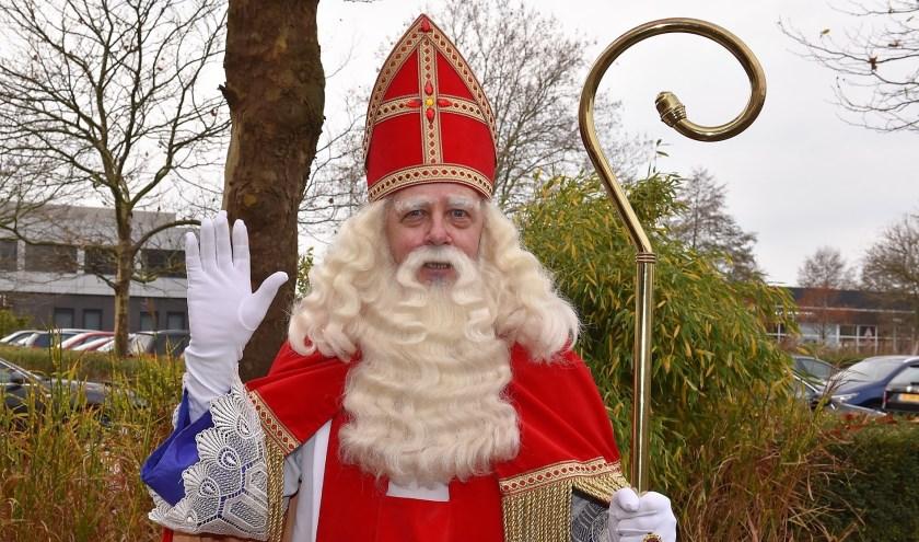 Sinterklaas komt volgende weekend naar Pernis en Rhoon.