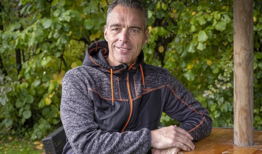 Gert-Jan Lammens, voorzitter van KdO Lekkerkerk en man met een visie.