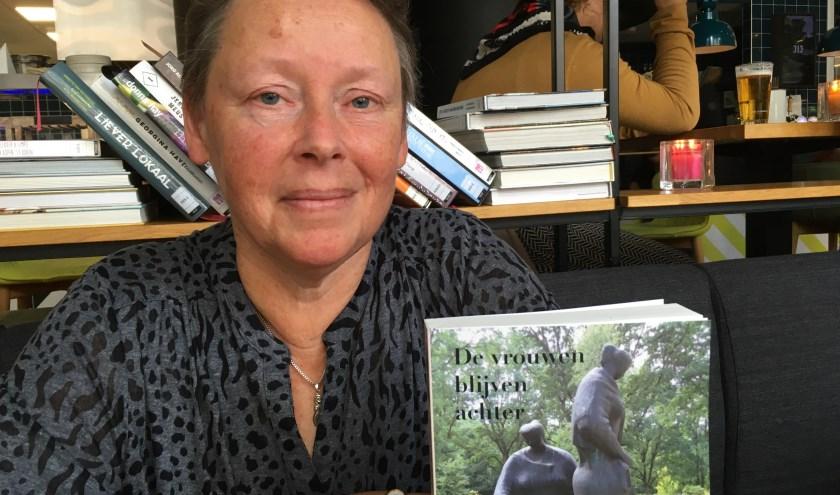 """Yvonne van der Kaaij-Ridderhof: """"Ik wilde niet alleen over emoties schrijven, maar ook historische feiten voor het voetlicht brengen."""""""