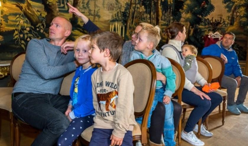 Slot Zuylen biedt een leerzaam uitje tijdens de onderwijsstaking van vandaag. Foto: Slot Zuylen