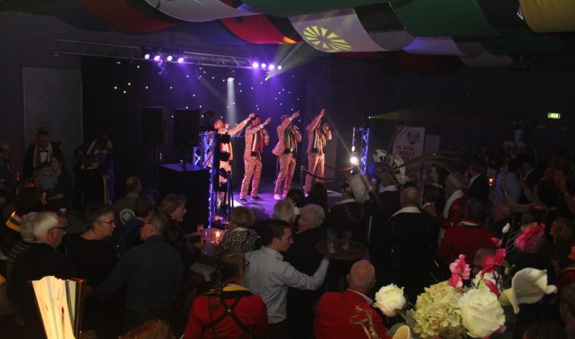 In Zaal Traverse wordt zaterdag 23 november de Helmondse Carnavalskraker gekozen.