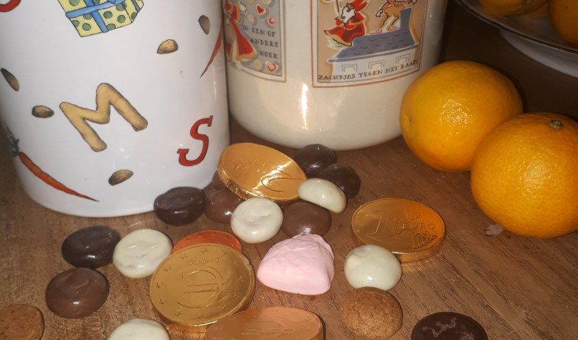 Sint snoepgoed
