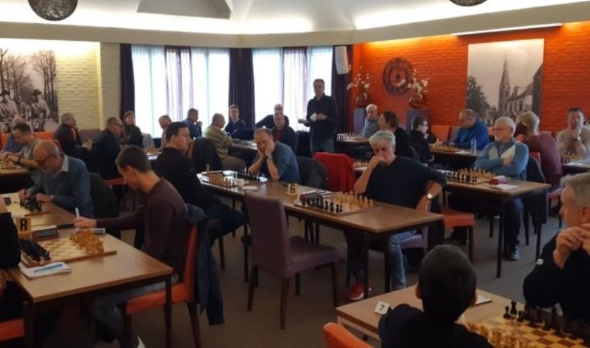 BSV won in Winterswijk met 5,5 -2,5.