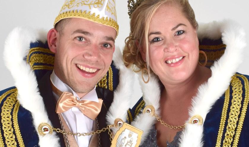 Ron en Sanne: Carnaval 2020 op moat gemakt!