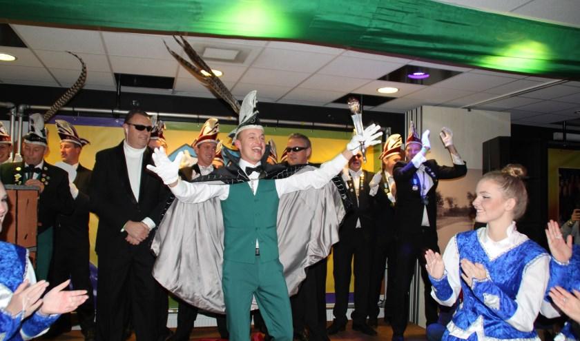De onthulling van Prins Peer tijdens het afgelopen carnavalsseizoen!