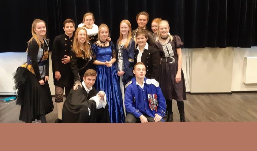 De kinderen van het Rijswijks Jeugd Theater gaan zeker de weg naar Hamelen weer terugvinden
