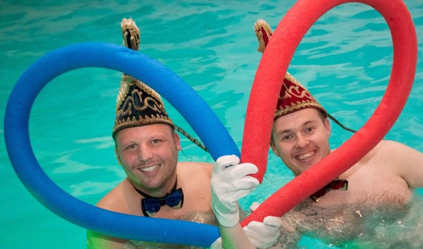 Prins Silvius de 60ste en Adjudant houden intens van carnaval en gaan nog één keer Helemaol Los!