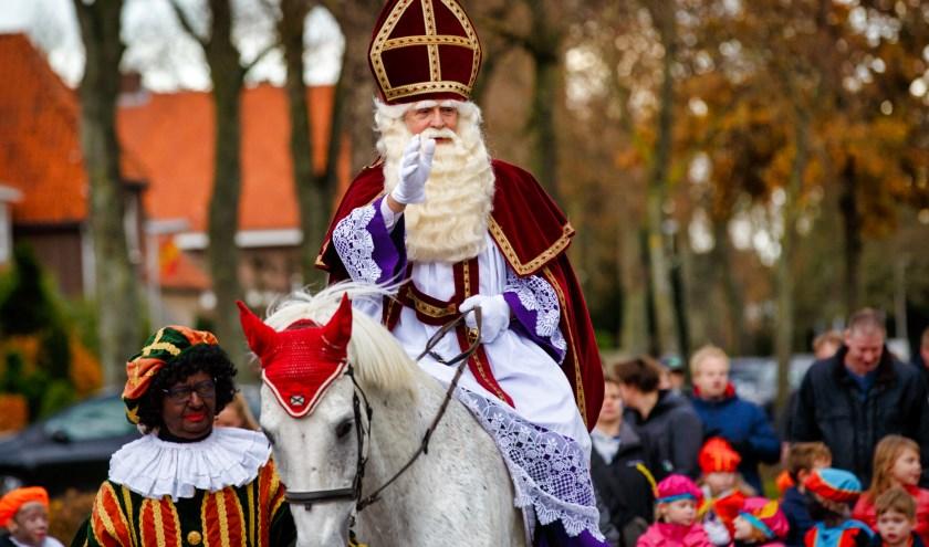Sinterklaas wordt zaterdagmiddag weer warm onthaald in Heusden. Jij komt toch ook? Foto: Yuri Floris Fotografie