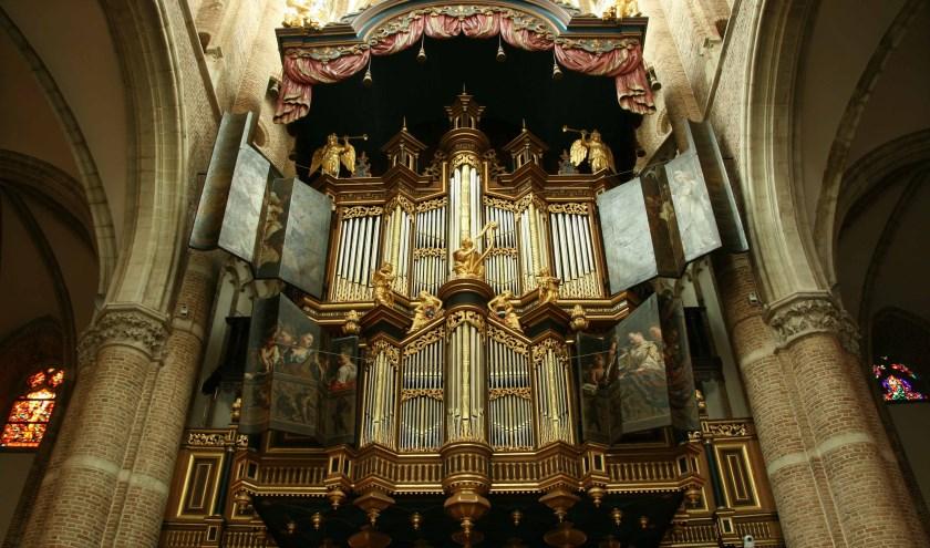Marcussen-orgel Grote Kerk Goes