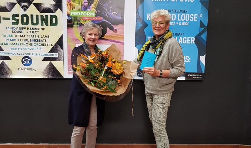 Rinette Reynvaan volgt Sjarlot Kooi op als voorzitter raad van toezicht Stichting Cultuureducatie. (Foto: Privé)