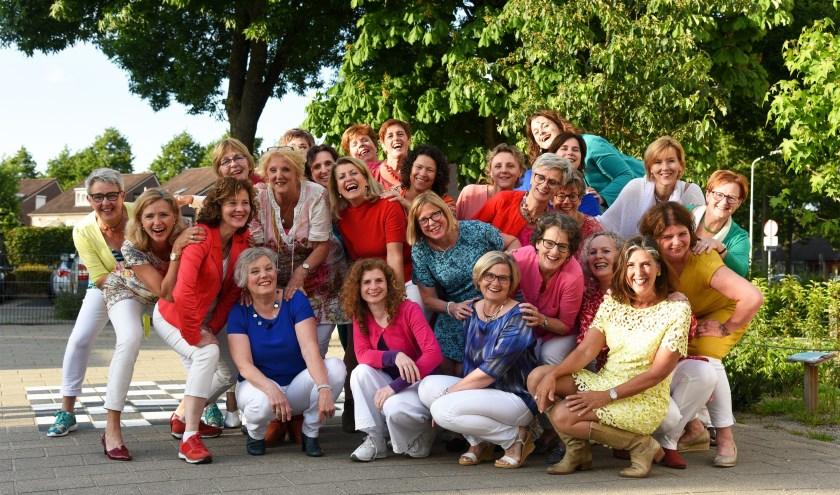 Vrouwenkoor Colours uit Westervoort.