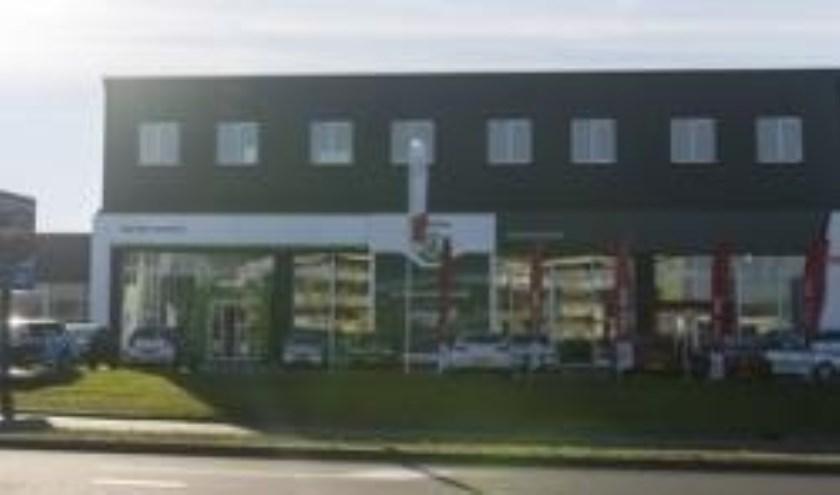 Vestiging Van den Udenhout in Veldhoven aan de Meerenakkerweg 33. De plaats voor de merken Seat en Skoda.