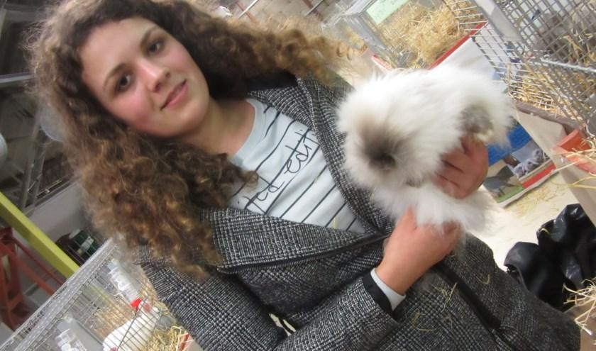 Jongeren en dieren krijgen extra aandacht op de Oneto kleindierenshow. (Foto: Oneto.nl)