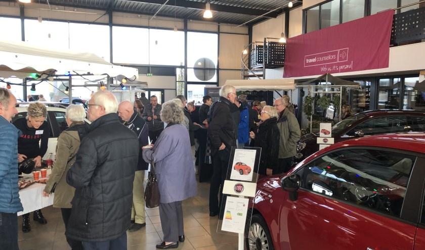 De Auto Aaltink Winterfair wordt gehouden op zaterdag 23 november van 9.00 tot 17.00 uur.