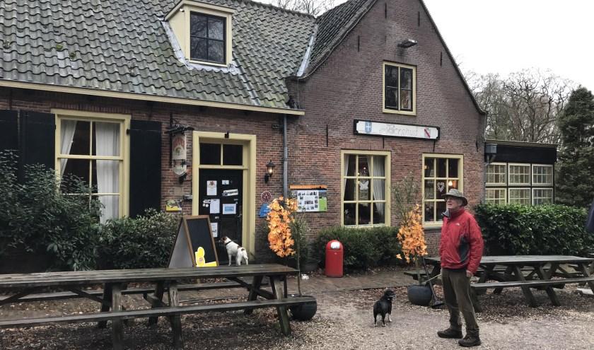 Het Berghuis in Amerongen dreigt zijn status aparte te verliezen. Daarom wordt er actie gevoerd. (Foto: PR)