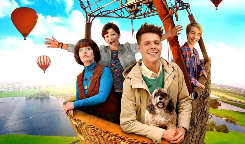 Vanaf 11 december draait de nieuwe Mees Kees film; Mees Kees in de Wolken in de Nederlandse bioscopen. (foto: BRAT)