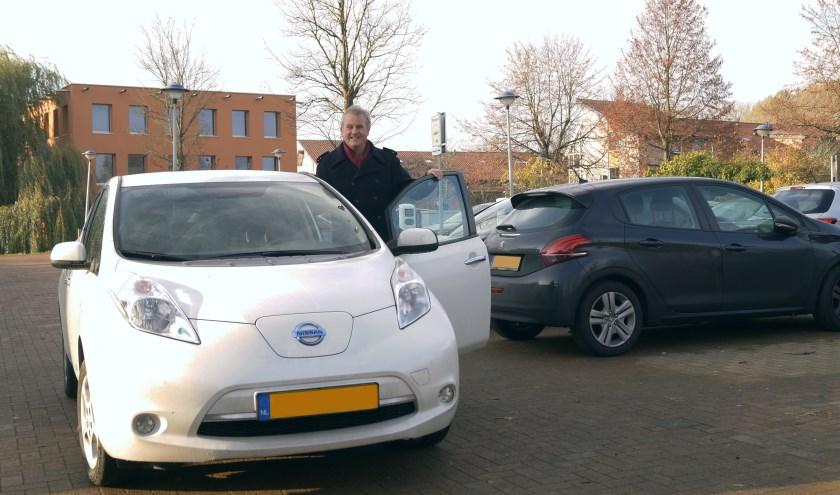 Regionaal projectleider Jan Theunissen heeft jarenlange ervaring met deelauto en andere vervoersoplossingen.