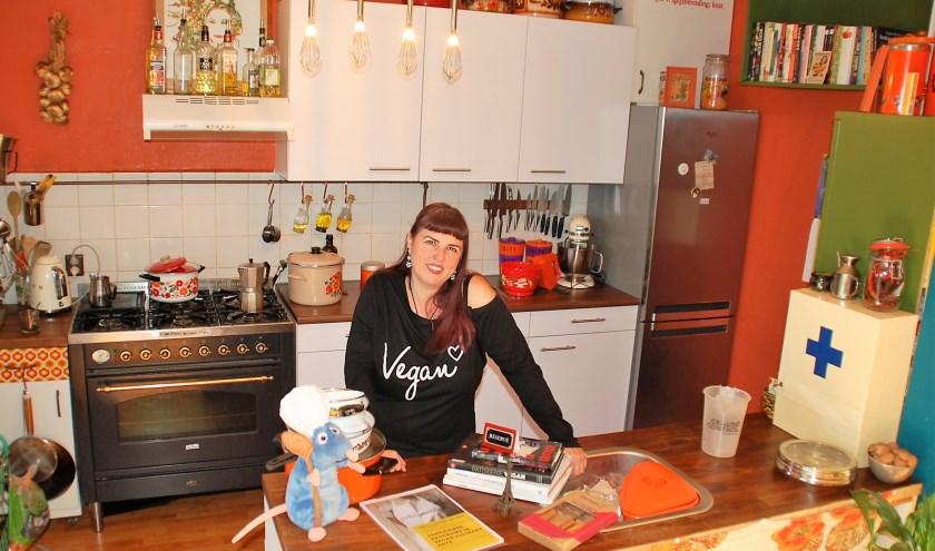 De keuken had al weinig geheimen meer voor Loes Kolsters, maar na haar Parijse studie is vegan cuisine helemaal gesneden kost.