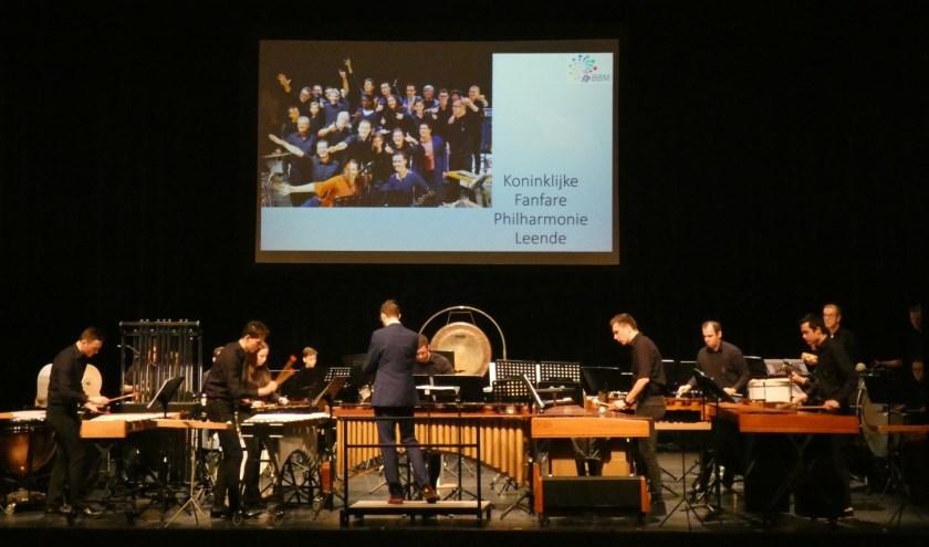 Slagwerkgroep Koninklijke Fanfare Philharmonie Leende