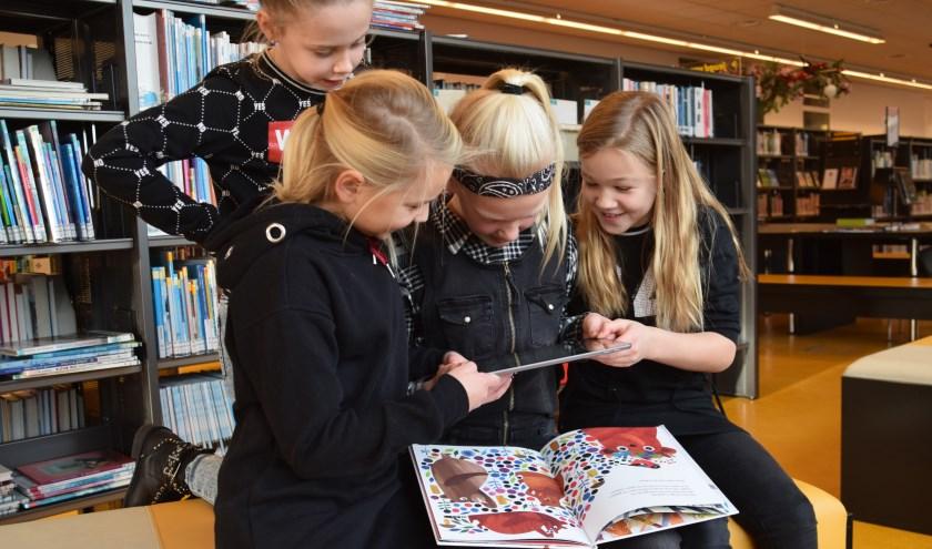 Er is een petitie gestart voor behoud van de bibliotheek Scherpenzeel. (Foto: archief)