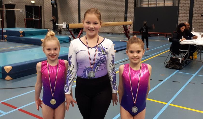 Leden van Hamarithi wisten afgelopen weekend weer een paar mooie medailles te winnen.
