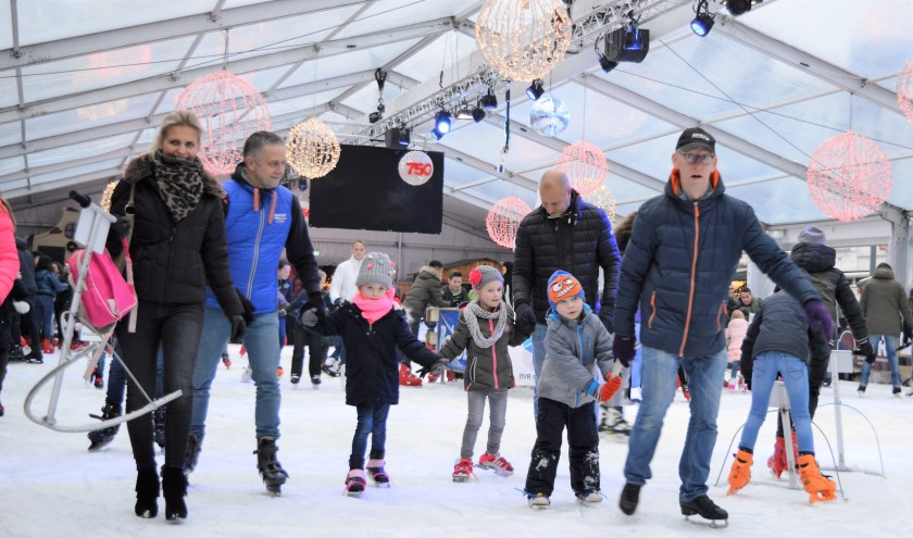 Ice World Roosendaal in december 2018.