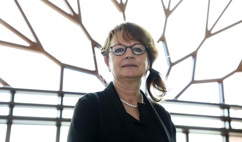 Wilma van der Rijt. Foto: archief Theo van Sambeek