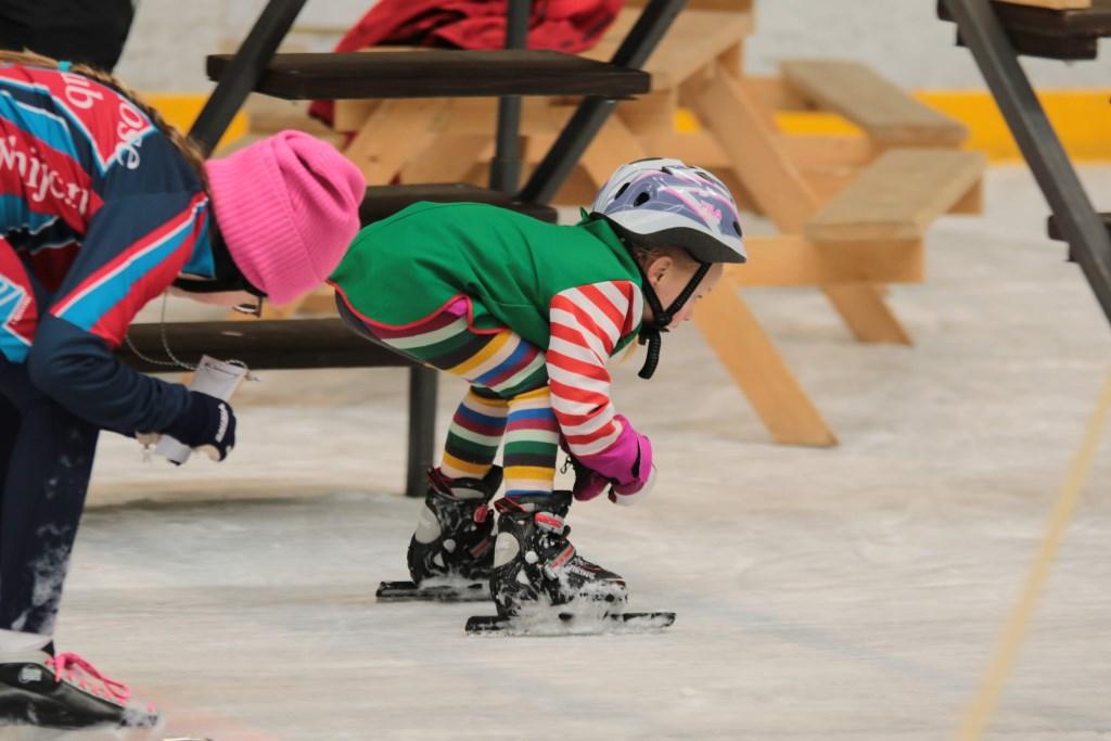 Bob Groenewoud verwacht minstens honderd jonge schaatsers bij de 'Jeugd Schaats Run' van zaterdag. Foto: H3SEN © DPG Media