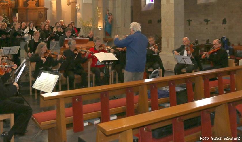 Het Bach Collegium Rhenanum geeft op zondag 8 december een concert in Hoch Elten. (Foto: Ineke Schaars)