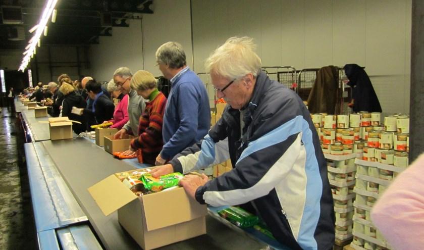 Stichting NN draait volledig op donaties in geld en natura en natuurlijk op de vele vrijwilligers.  (Foto: PR)