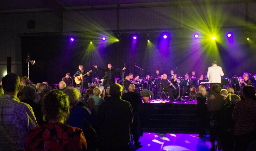 Fanfare Juliana Rossum geeft zondag 5 januari een nieuwjaarsconcert in De Parel.