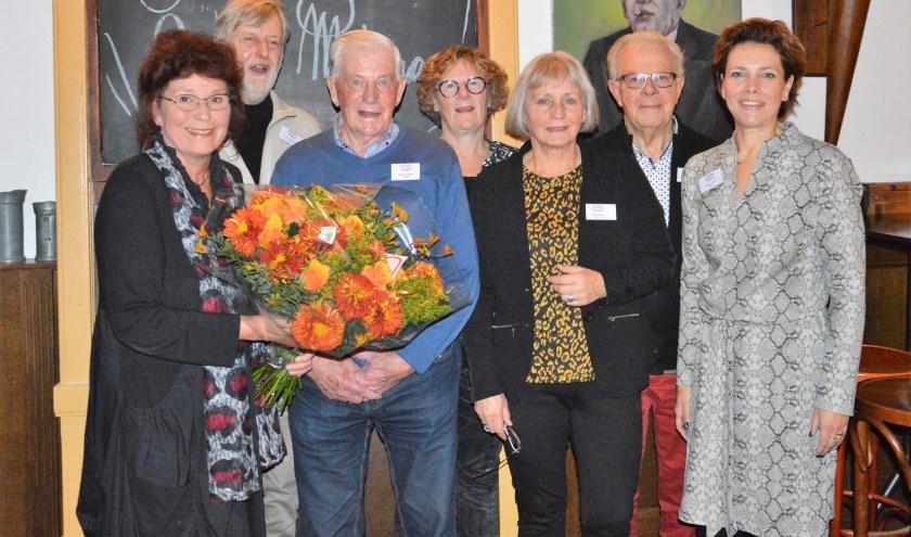 Het bestuur van Voor Mekaar bedankt Willem van Gelder (88) die afscheid neemt als vrijwilliger bij de hulpdienst.