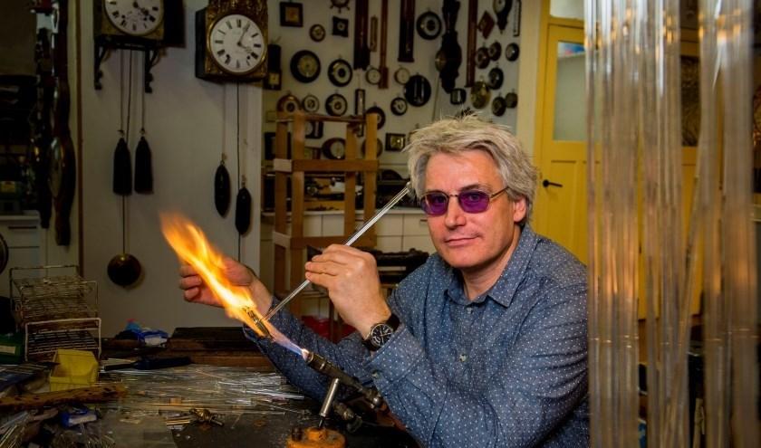 Andreas Rose, dwars, aimabel en authentiek, is 57 jaar geworden. Foto: archief Nieuwe Stadsblad