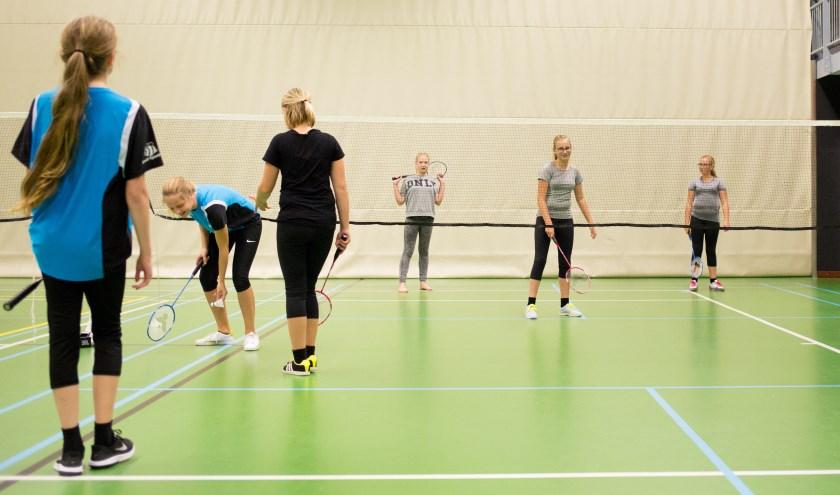(Foto: Amptmeijer Badminton '80)