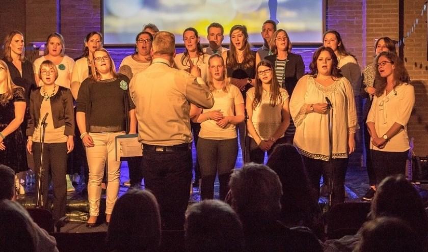 One Voice organiseert een Kerstpraise (Foto: S. van Baar)