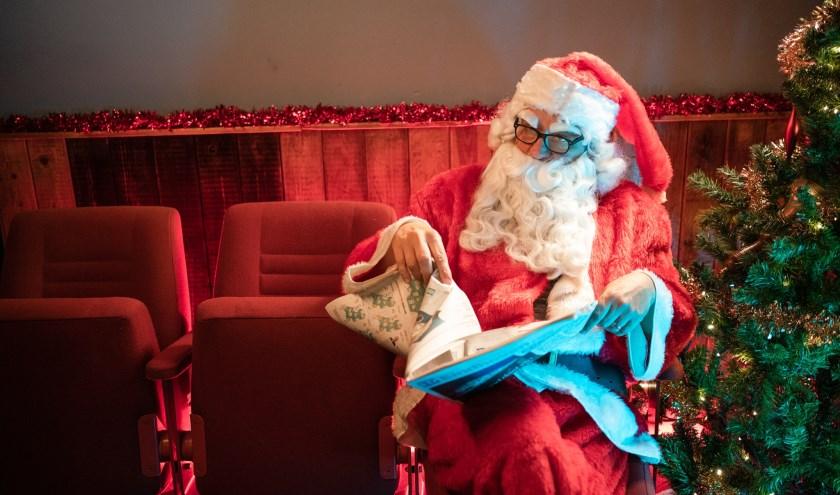 Frank Lammers acteert als kerstman in de kerstfilm, die zo'n twintig minuten duurt. Joep Vermolen speelt de hoofdrol.