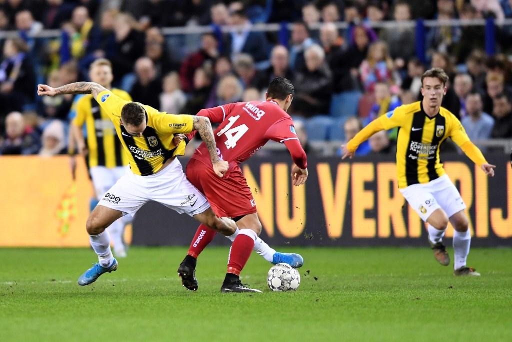 Foto: Paul Meima - Vitesse © DPG Media