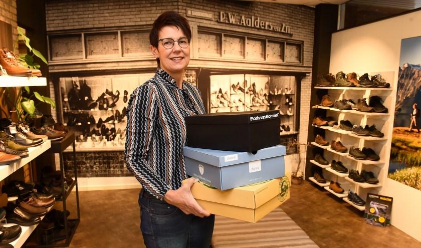 Ondernemer van de week: Esther Schepers-Aalders. (foto: Roel Kleinpenning)