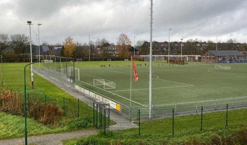 Sportpark Fazantekamp in Maarssenbroek. Foto: Danny van der Linden